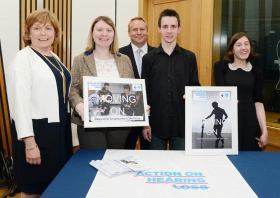 Action on Hearing Loss event
